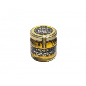 Miel de Acacia con trufa negra 120g