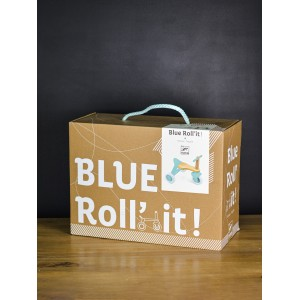 Triciclo Blue Rollit