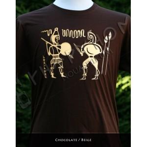 Camiseta Guerreros numantinos