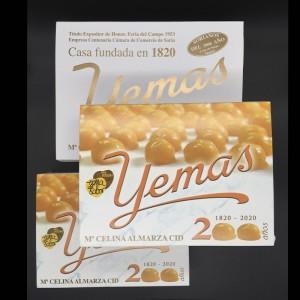 Pack Yemas de Almazán