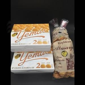 Pack Yemas y Paciencias de Almazán
