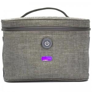 Esterilizador UV, bolsa  grisLED