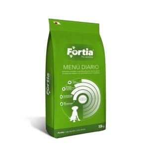 FORTIA MENÚ DIARIO 15KG