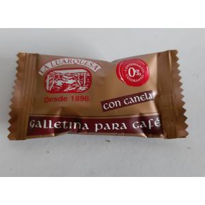 Galletas para café.