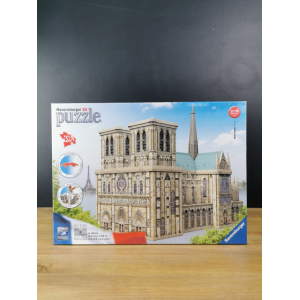 PUZZLE 3D CATEDRAL NOTRE-DAME - 324 PIEZAS