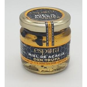Miel de acacia con trufa