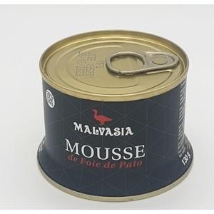 Mousse de pato Malvasía
