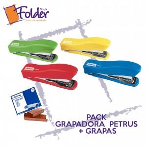 PACK PETRUS (GRAPADORA + GRAPAS)
