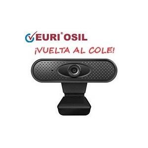 """Webcam Full HD """"AYUDEMOS A NUESTROS HIJOS PARA LA VUELTA AL COLE"""""""
