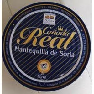 Mantequilla pura de Soria 250 grs