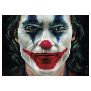 Lámina Decorativa Joker