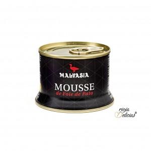 Paté Malvasia Foie Pato 130 gr