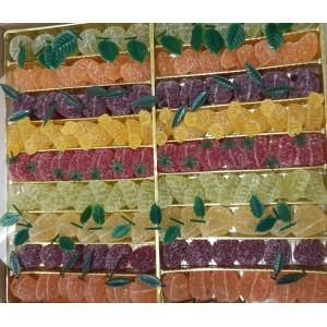 Gominolas de fruta (250grs)