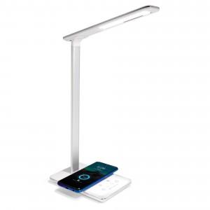 Lámpara/Flexo con cargador inalámbrico