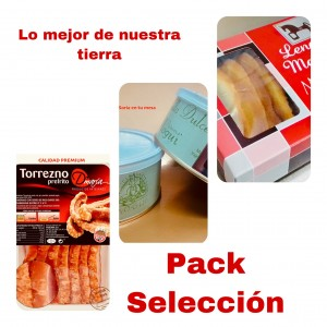 Pack SELECCION Soriano