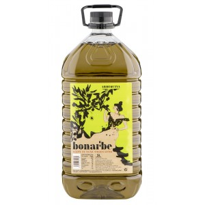 Aceite Oliva Virgen Extra Arbequina de Bonarbe 5L