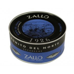 Bonito Escabeche RO1000 Zallo