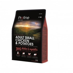 Alimento para perros Profine Adult Small 2 kg