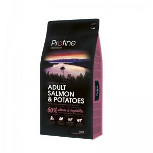 Alimentacion para perros Profine Adult Salmon 15 Kg