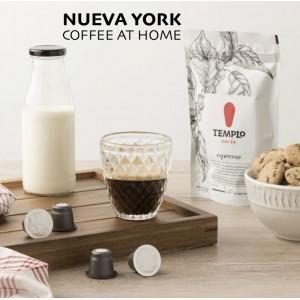 Café cápsulas compatibles nespresso®*