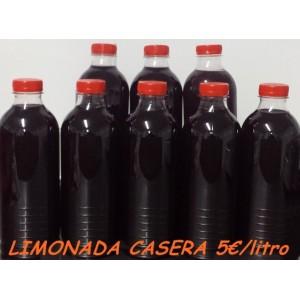 Limonada casera soriana (1 Litro)
