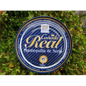 MANTEQUILLA DE SORIA NATURAL 250g