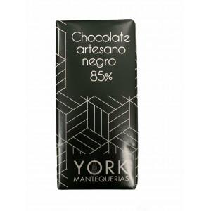 Chocolate artesano 85%