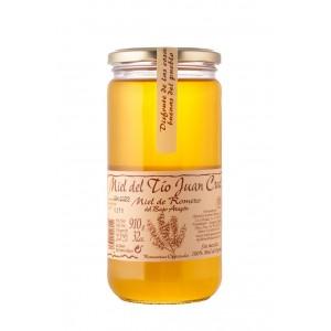 Miel del tio Juan Cruz, miel de Romero kilo