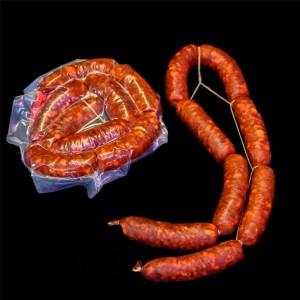 """Chorizo fresco Artesano """"Z"""" El Burgo de Osma. 600 grs (1 vuelta)"""