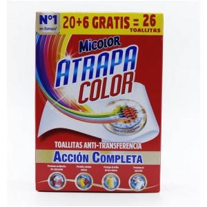 Micolor  ATRAPACOLOR 10+6 Toallitas