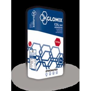 GLOMIX COL 560 (Adhesivo blanco tipo C2 TE S1)