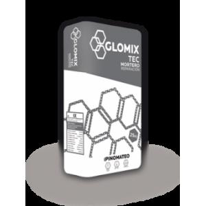 GLOMIX TEC 702 ( Mortero tixotrópico para reparación de hormigón)