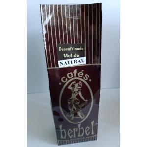 Café descafeinado natural