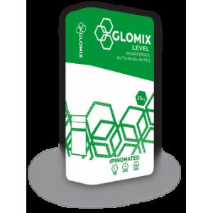 GLOMIX LEVEL 860 ( Pasta autonivelante blanca para aplicaciones decorativas en interior)