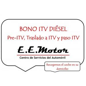 BONO ITV Diésel