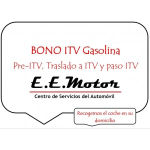 BONO ITV Gasolina