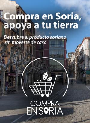 Compra en Soria, apoya tu tierra